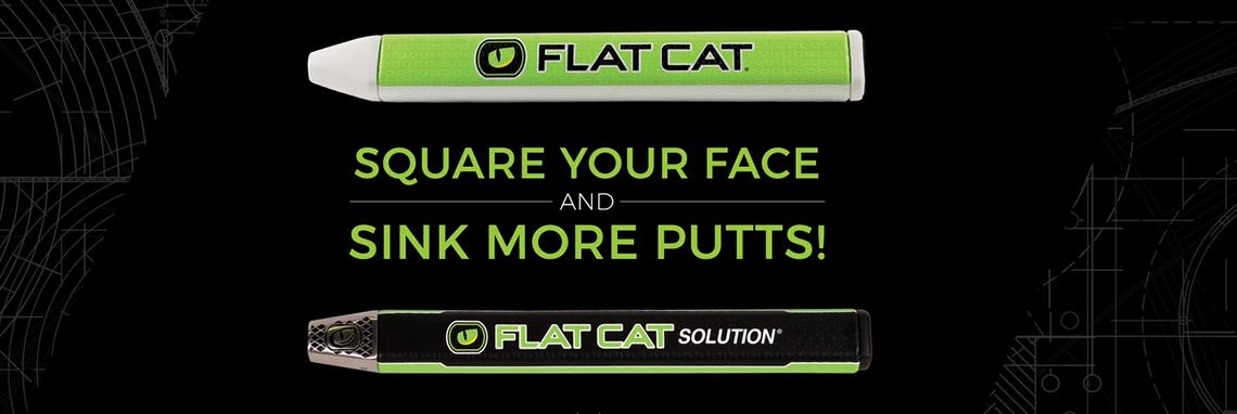 Flat Cat Golf Grips
