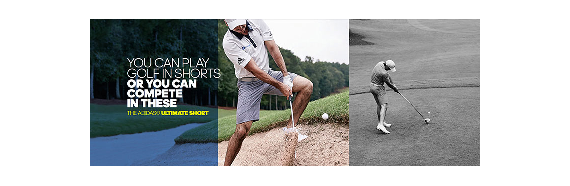 Golf Shorts & Golf Skorts