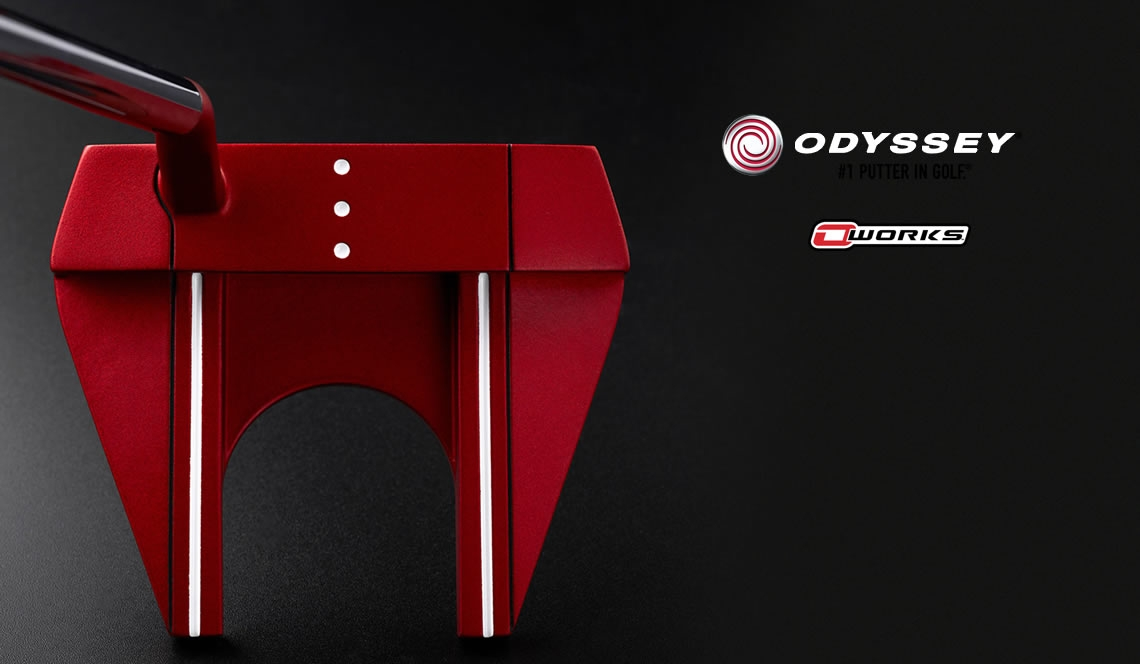 Odyssey Golf Putters