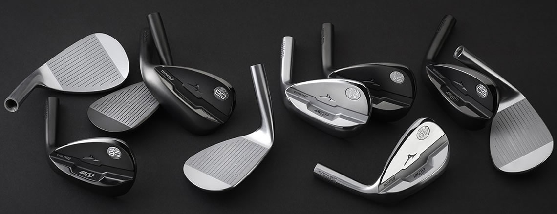 Mizuno Golf Wedges