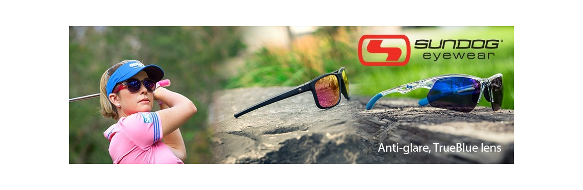 Golf Sunglasses and Eyeware