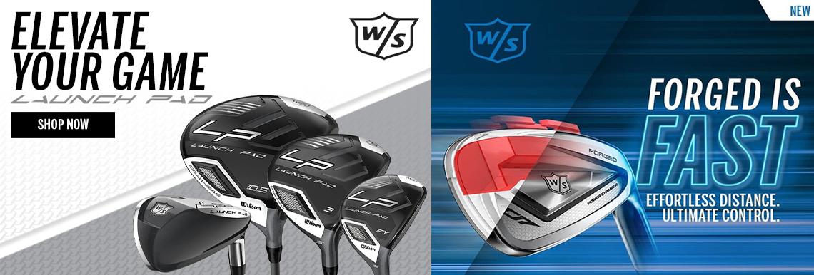 Wilson Golf Irons