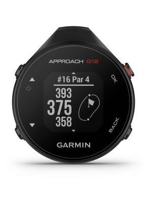 Garmin Approach G12 GPS Watch - Front View