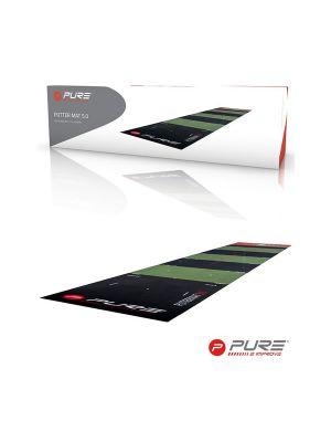 Pure2Improve Golf Putting Mat 65cm x 500cm