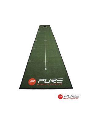 Pure2Improve Golf Putting Mat 66cm x 400cm