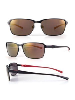 Sundog Razor Eyeware - Razor - Smoke / Black / Red inner