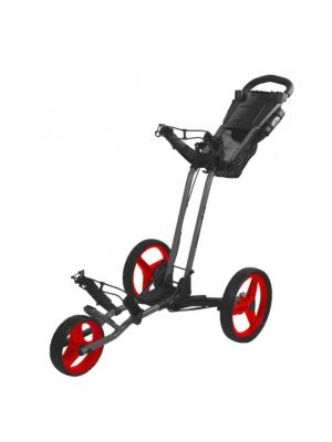 Sun Mountain Px3 Golf Cart - Magnetic Grey/Red