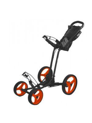Sun Mountain Px4 Golf Cart - Black/Inferno