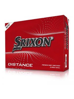Srixon Distance Golf Balls - White/Dozen