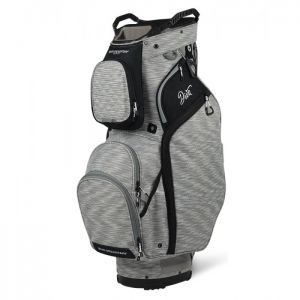 Sun Mountain 2021 Diva Cart Bag - Silver/Silver Stripe/Black