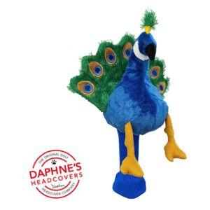 Daphne's Peacock Golf Headcover