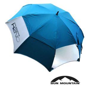 Sun Mountain 2021 Vision Golf Umbrella - Cobalt Blue