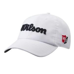 Wilson Staff Pro Tour Cap - White