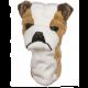 Daphne's Bulldog Golf Headcover
