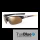 Sundog Mach Eyeware - TrueBlue - Crystal Brown / Brown Gold