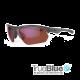 Sundog Prime EXT Eyeware - True Blue - Matt Grey / Amber - Light Blue Mirror