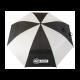 Pro-Tekt Golf Umbrella - White/Black