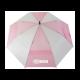Pro-Tekt Umbrella - White/Pink