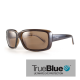 Sundog Serenity Eyeware - True Blue - Brown Demi / Brown