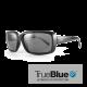 Sundog Serenity Eyeware - True Blue - Shiny Black / Smoke