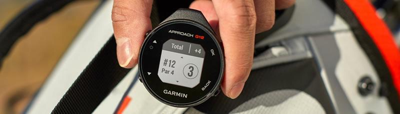 Garmin Approach G12 GPS Golf Watch