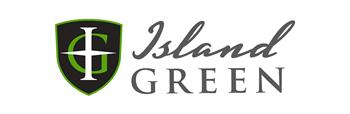 Island Green Logo - Aslan Golf