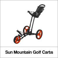 Sun Mountain Golf Carts