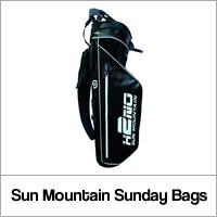 Sun Mountain Sunday Bags