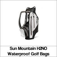 Sun Mountain H2NO Waterproof Golf Bags