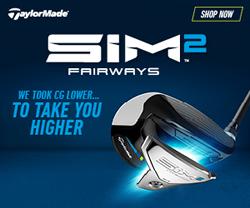 Taylormade Golf SIM 2 Fairway Banner