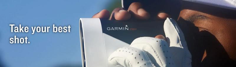 Garmin Approach Z82 GPS Golf Rangefinder