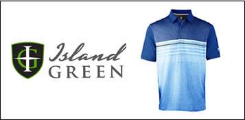 Island Green Golf Clothing