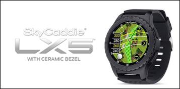 Skycaddie LX5 Golf Watch